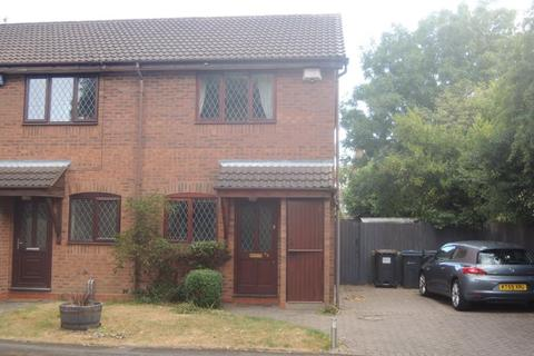 2 bedroom terraced house to rent - Wilmcote Drive, Four Oaks, B75 5ED