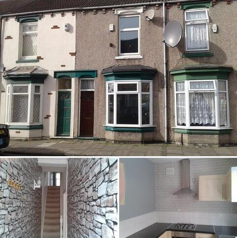 3 bedroom terraced house to rent - Surrey Street, Middlesbrough
