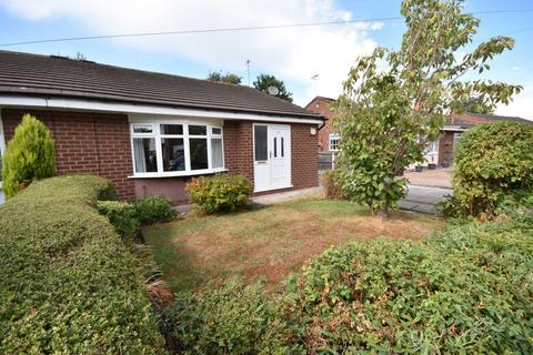 2 bedroom semi-detached bungalow for sale - MICAWBER ROAD, POYNTON