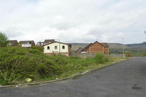 Land for sale - 95 Cwrt Coed Parc, , Maesteg, . CF34 9DR