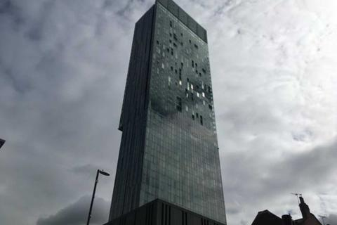 1 bedroom apartment for sale - Beetham Tower Manchester M3 4LU