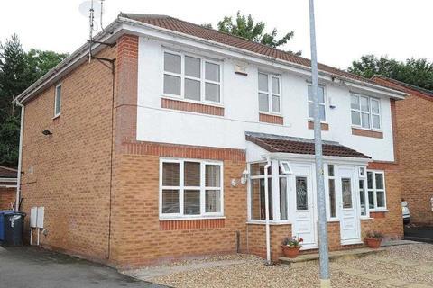 2 bedroom semi-detached house for sale - 6 Sesame Gardens, Irlam M44 6TQ