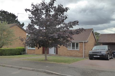 2 bedroom detached bungalow for sale - Whaddon Close, West Hunsbury, Northampton, NN4
