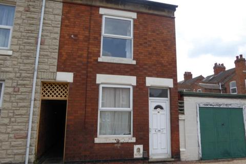 2 bedroom end of terrace house to rent - Havelock Street LOUGHBOROUGH Leicestershire