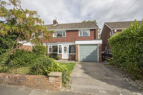 4 bedroom semi-detached house for sale - Ridgely Drive, Ponteland