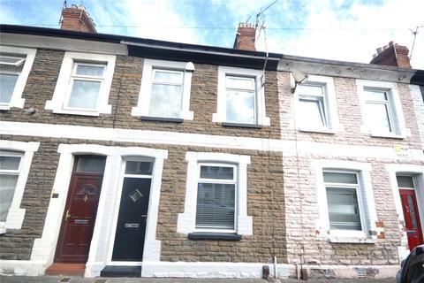 2 bedroom terraced house for sale - Cyfarthfa Street, Roath, Cardiff, CF24