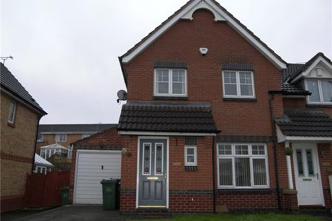 3 bedroom end of terrace house to rent - Heather Court, Heanor