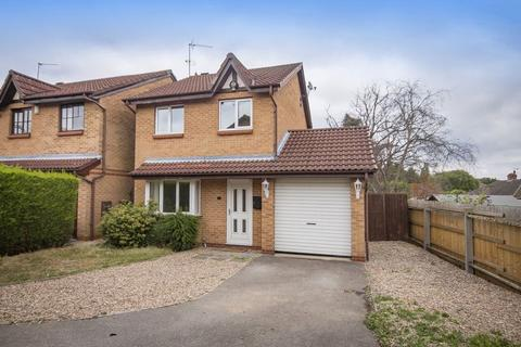 3 bedroom detached house for sale - Whitstable Drive, Littleover