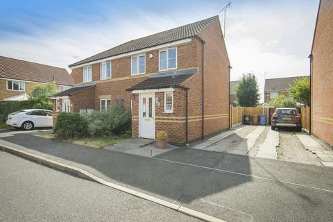 2 bedroom semi-detached house for sale - ROSE CLOSE, CHELLASTON