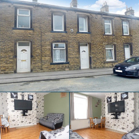 2 bedroom terraced house for sale - Clitheroe Street, Skipton