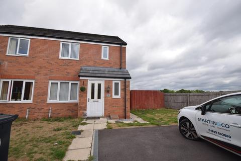 3 bedroom semi-detached house to rent - Newcastle Staffordshire