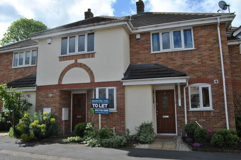 2 bedroom mews to rent - Wisemeadows, Shirley