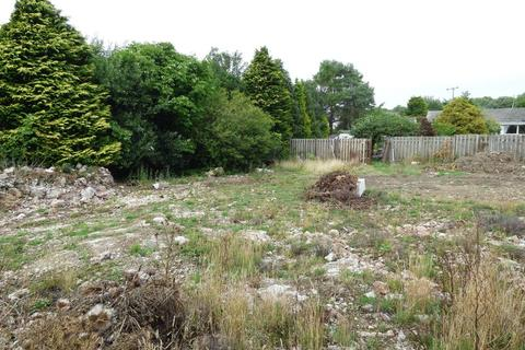 Land for sale - Building plot with Detailed Planning Permission for a 4 Bedroom Detached House