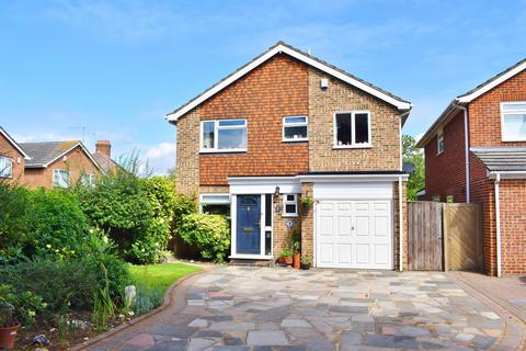 4 bedroom detached house for sale - Rosewood Close, Sidcup, Kent, DA14 4LP
