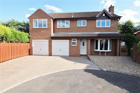 5 bedroom detached house for sale - Darfield Avenue, Owlthorpe, Sheffield, S20 6SU
