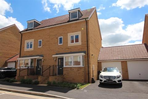 4 bedroom semi-detached house for sale - Newlands Lane, Emersons Green, Bristol, BS16 7GE