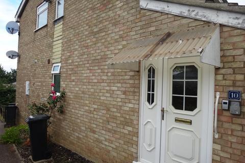 2 bedroom maisonette for sale - Buckfast Close, Evington, Leicester