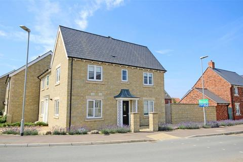 3 bedroom semi-detached house to rent - Sunrise Avenue, Bishops Cleeve, Cheltenham