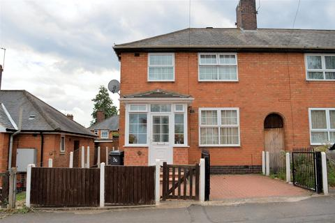 3 bedroom semi-detached house for sale - Swannington Road, Leicester
