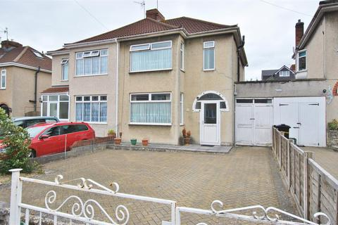 3 bedroom semi-detached house for sale - Vicarage Road, Bishopsworth, Bristol