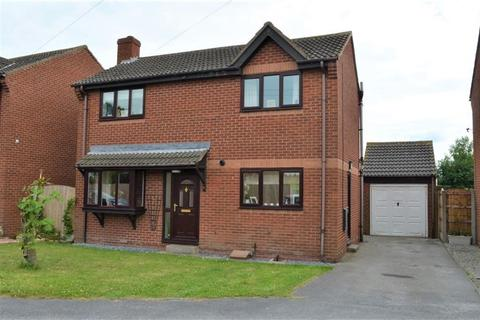 3 bedroom detached house to rent - THE HAMLET, EGGBOROUGH