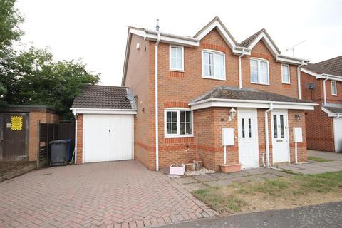 2 bedroom semi-detached house for sale - Fellow Lands Way, Chellaston, Derby
