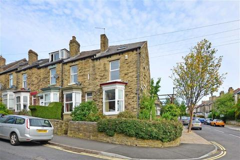 3 bedroom end of terrace house for sale - 1, Brighton Terrace Road, Crookes, Sheffield, S10