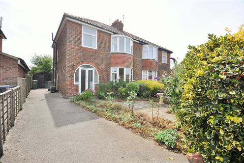 3 bedroom semi-detached house for sale - Queenswood Grove, York YO24 4PN