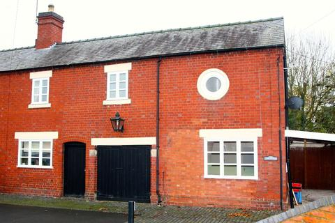 2 bedroom semi-detached house to rent - The Stables, 1A Silverdale House