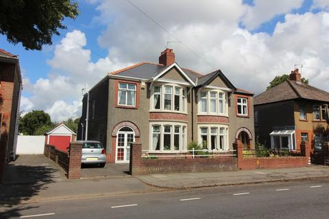 3 bedroom semi-detached house for sale - Rhydhelig Ave, Heath, Cardiff