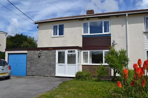 3 bedroom semi-detached house for sale - Egloskerry, Launceston