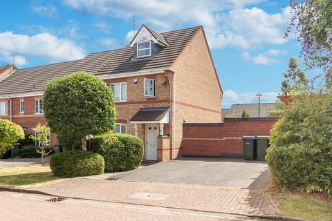 4 bedroom townhouse for sale - Rodyard Way, Parkside, Coventry