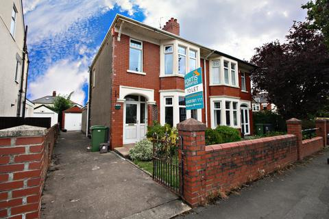 3 bedroom semi-detached house to rent - Birchgrove, Cardiff