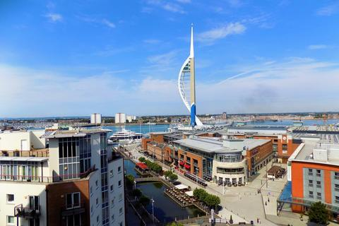 3 bedroom penthouse for sale - Gunwharf Quays, Portsmouth