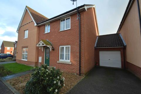 4 bedroom semi-detached house to rent - Fresher Mews, Three Score