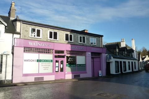 Shop for sale - Watson's Grocers, 9 High Street, Moniaive, Dumfries DG3 4HN