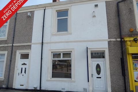 2 bedroom terraced house to rent - Birch Street, Jarrow