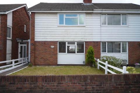 2 bedroom semi-detached house to rent - 17 Samuel Crescent, Gendros, Swansea. SA5 8DN