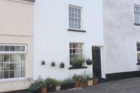 3 bedroom cottage for sale - Old Market Street, Usk, Monmouthshire. NP15 1AL