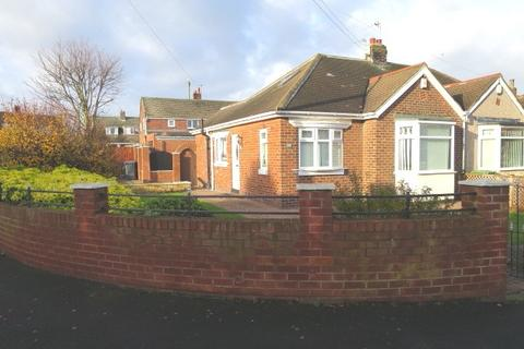 2 bedroom semi-detached bungalow - Wheatall Drive,  Whitburn, Sunderland,  SR6 7HD