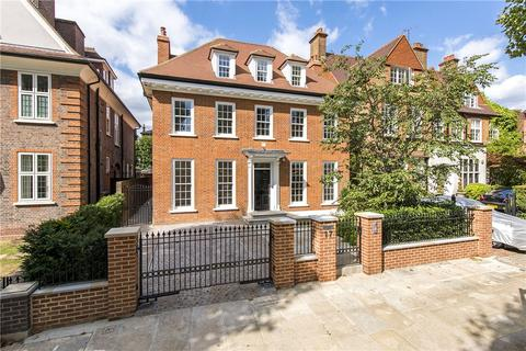 5 bedroom detached house for sale - Wadham Gardens, London, NW3