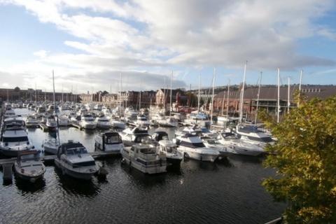 2 bedroom apartment to rent - Abernethy Quay, Marina, Swansea. SA1 1F