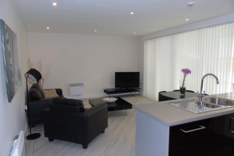 1 bedroom apartment to rent - Meridian Tower, Trawler Road, Swansea, SA1 1JN