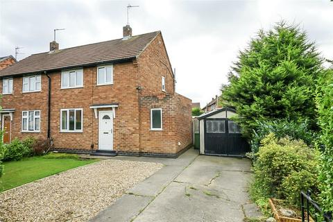 2 bedroom semi-detached house for sale - Barkston Avenue, YORK