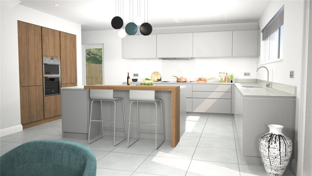 Kitchen Cgi