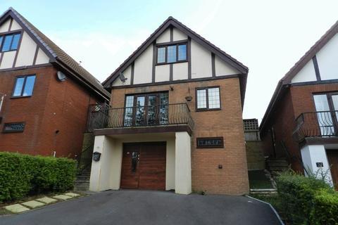 4 bedroom detached house to rent - The Woodlands Brackla Bridgend CF31 2JF