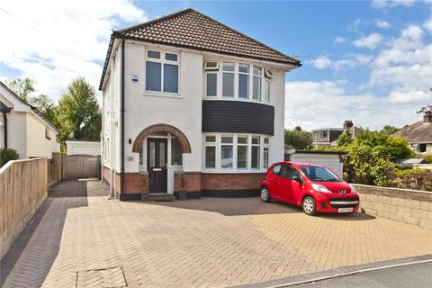 3 bedroom detached house for sale - Leslie Road, Whitecliff, Poole, BH14