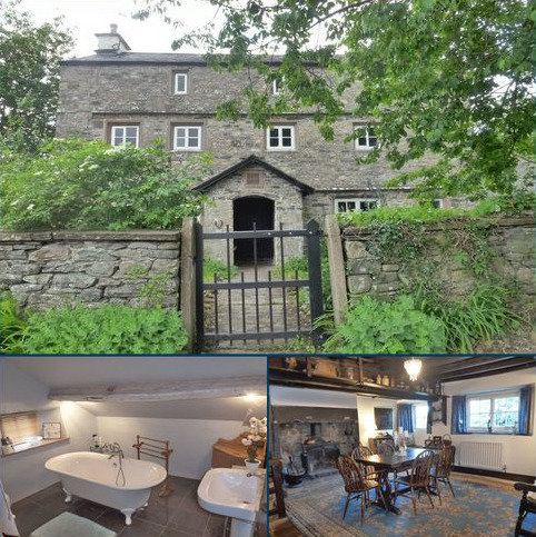 4 bedroom detached house for sale - 'The Oaks' High Oaks, Marthwaite, Sedbergh