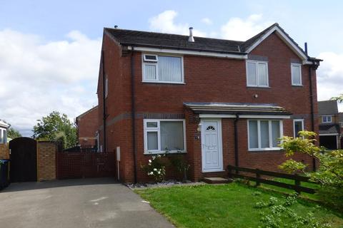 2 bedroom semi-detached house to rent - 1 Hird Avenue, Bedale