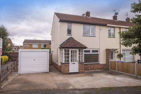 2 bedroom end of terrace house for sale - Rodsley Crescent, Littleover